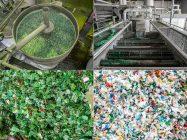 Вторичная переработка пластиковых бутылок
