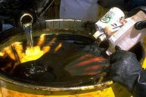 Утилизация машинного масла