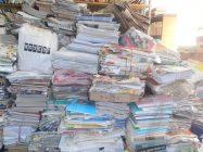 Куда сдать бумагу на переработку