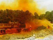 Промышленные аварии с выбросом опасных химических веществ